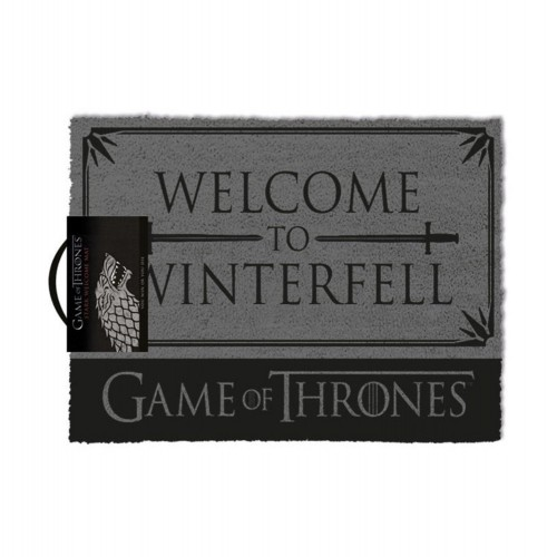 Preș Game Of Thrones Welcome To Winterfell