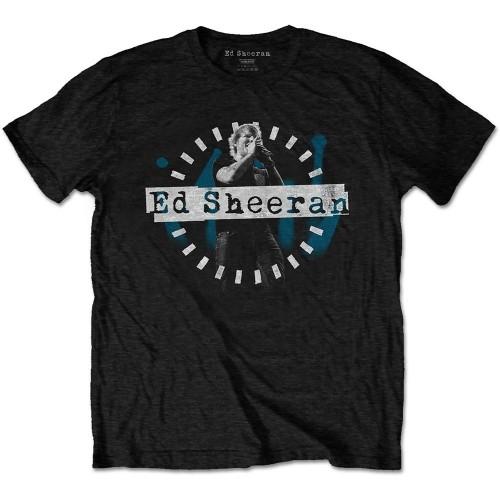 Tricou Ed Sheeran Dashed Stage Photo