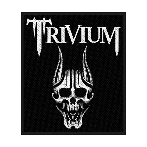 Patch Trivium Screaming Skull