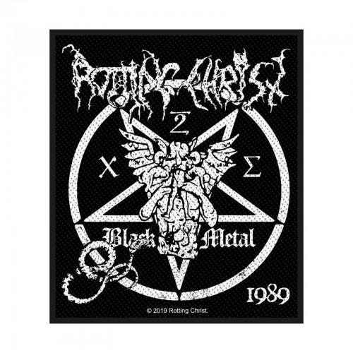 Patch Rotting Christ Black Metal