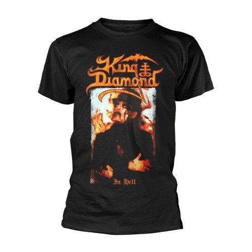 Tricou King Diamond In Hell