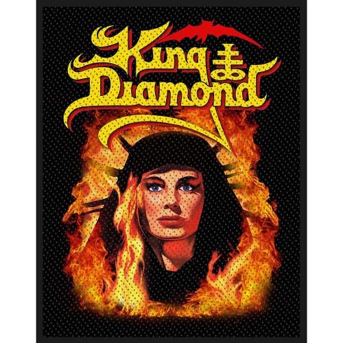 Patch King Diamond Fatal Portrait