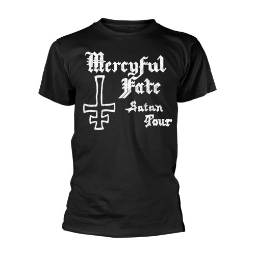 Tricou Mercyful Fate Satan Tour 1982