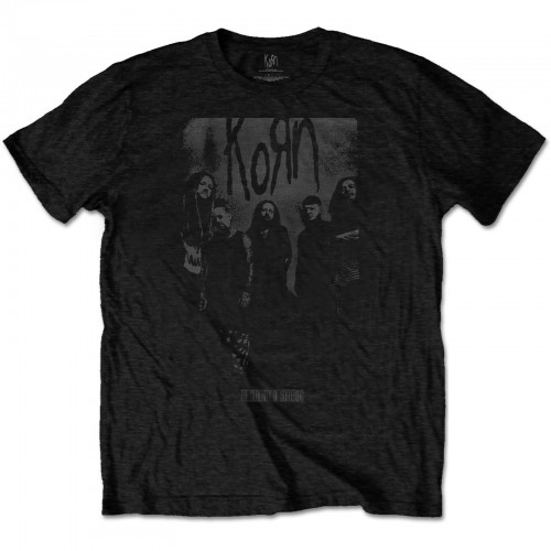 Tricou Korn Knock Wall