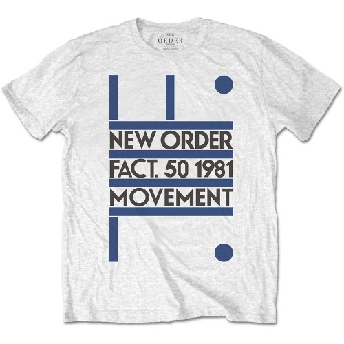 Tricou New Order Movement