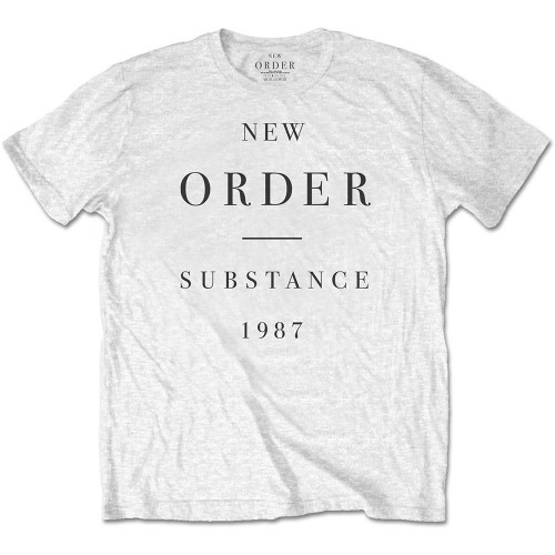 Tricou New Order Substance