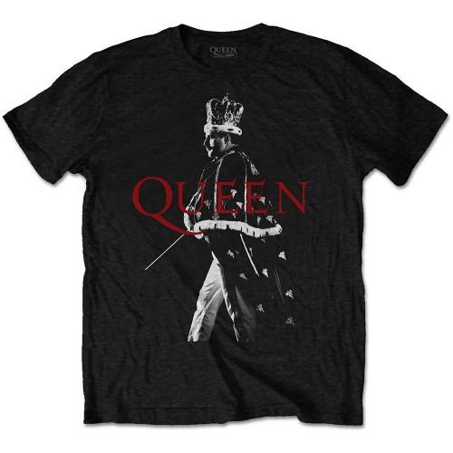 Tricou Queen Freddie Crown