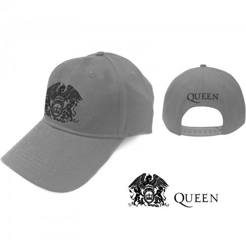Sapca Queen Black Classic Crest