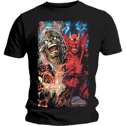 Tricou Iron Maiden Duality