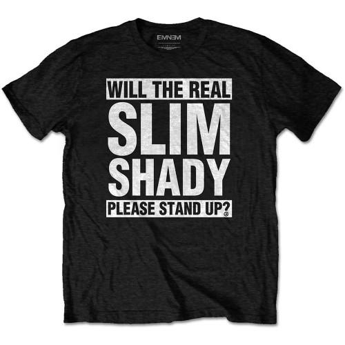 Tricou Eminem The Real Slim Shady