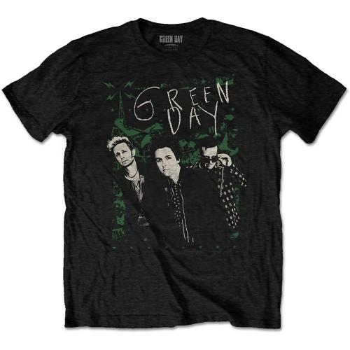 Tricou Green Day Green Lean