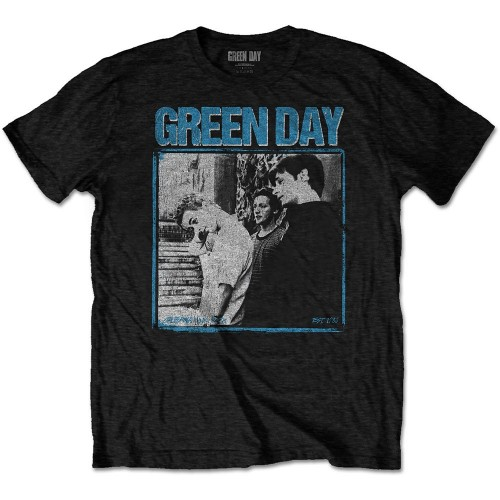 Tricou Green Day Photo Block