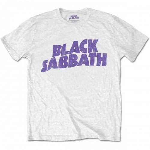 Tricou Copil Black Sabbath Wavy Logo