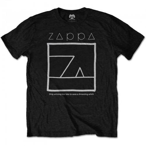 Tricou Frank Zappa Drowning Witch