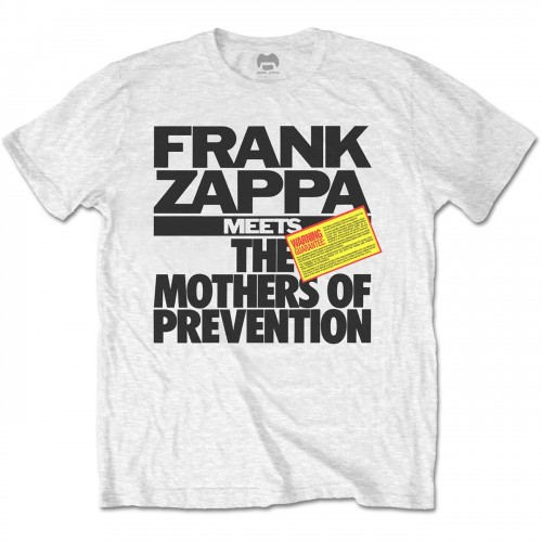 Tricou Frank Zappa The Mothers of Prevention