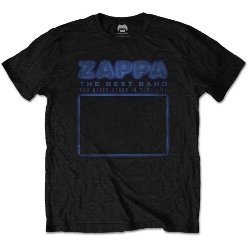 Tricou Frank Zappa Never Heard