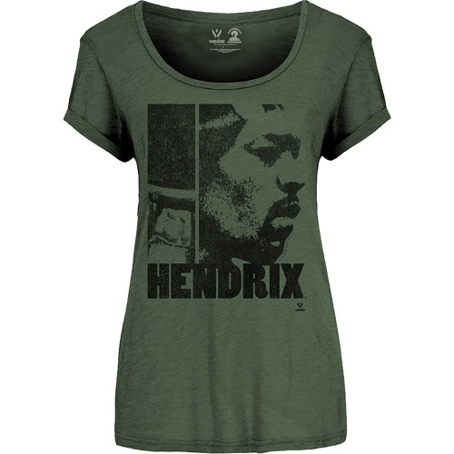 Tricou Damă Jimi Hendrix Let Me Live