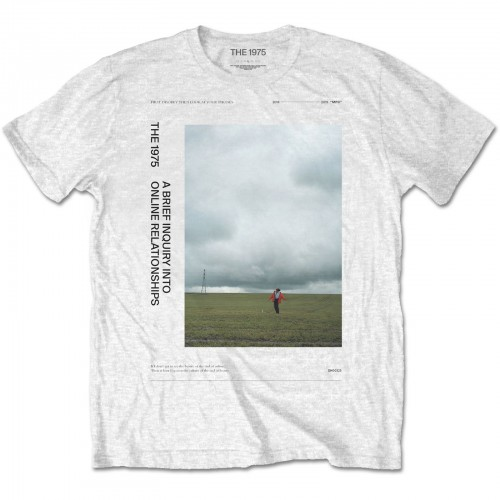 Tricou The 1975 ABIIOR Side Fields