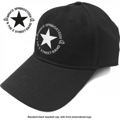 Sapca Bruce Springsteen Circle Star Logo