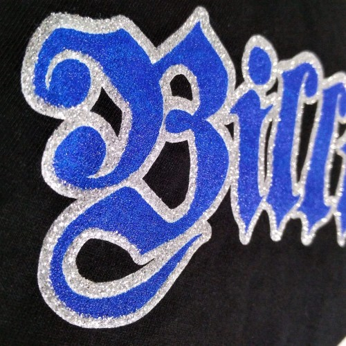 Tricou Billie Eilish Bling