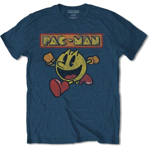 Tricou Pac-Man Eighties