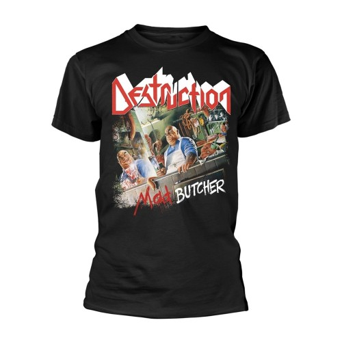 Tricou Destruction Mad Butcher