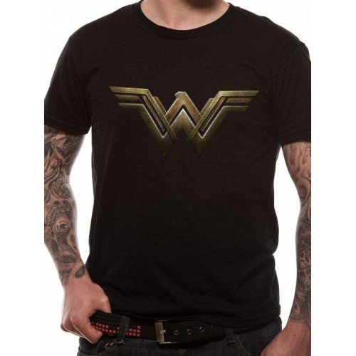 Tricou DC Comics Wonder Woman Movie Main Logo