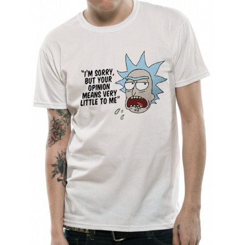 Tricou Rick And Morty Opinion