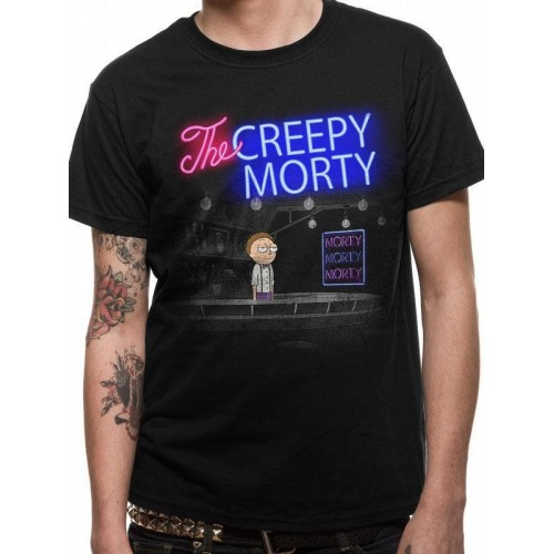Tricou Rick And Morty Bartender Morty