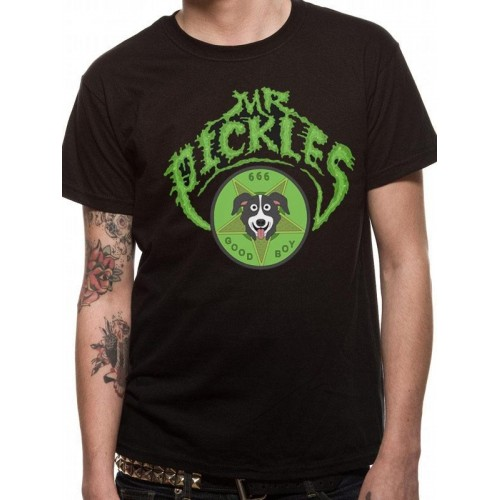 Tricou Mr Pickles Logo