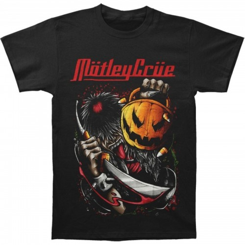 Tricou Motley Crue Halloween