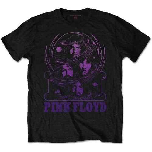 Tricou Pink Floyd Purple Swirl