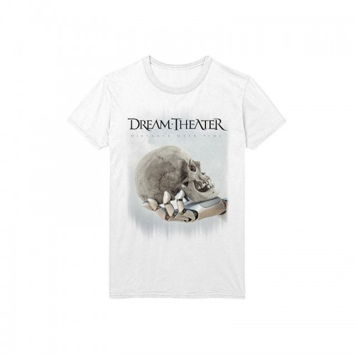 Tricou Dream Theater Skull Fade Out