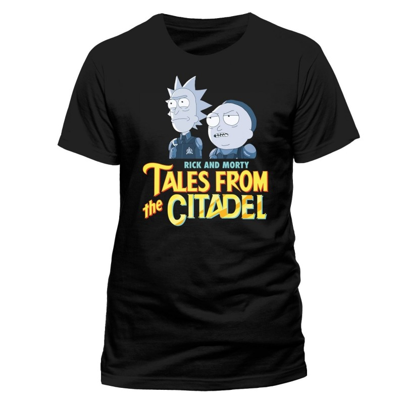 Tricou Rick And Morty Tales Of The Citadel