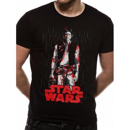 Tricou Star Wars Solo Tonal Line
