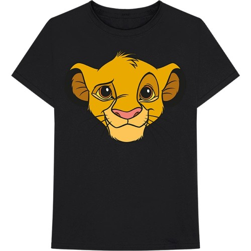 Tricou Disney Lion King Simba Face