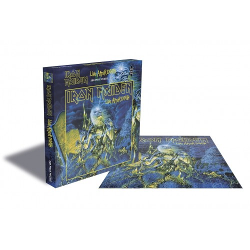 Puzzle Iron Maiden Live After Death