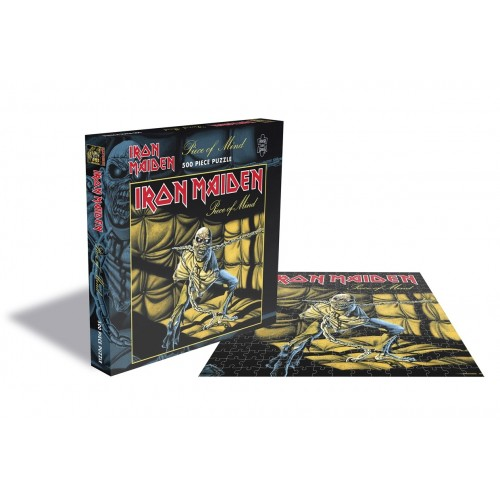 Puzzle Iron Maiden Piece of Mind