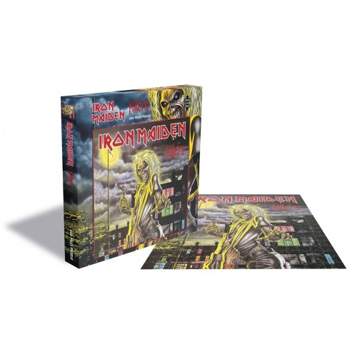 Puzzle Iron Maiden Killers