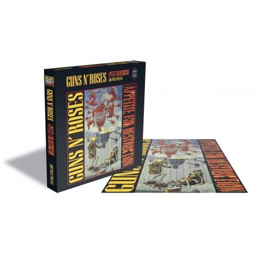 Puzzle Guns N' Roses Appetite for Destruction 1