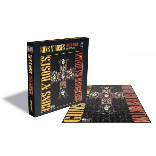 Puzzle Guns N' Roses Appetite for Destruction 2