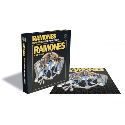 Puzzle Ramones Road to Ruin
