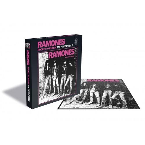 Puzzle Ramones Rocket to Russia