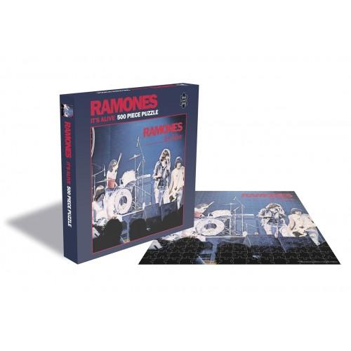 Puzzle Ramones It's Alive