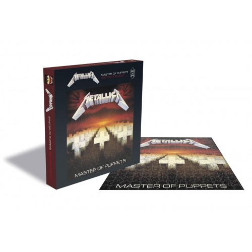 Puzzle Metallica Master of Puppets