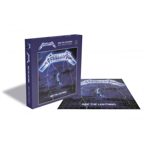 Puzzle Metallica Ride the Lightning