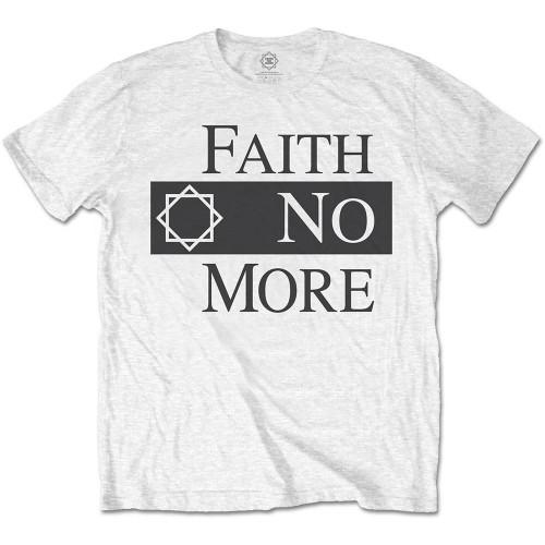 Tricou Faith No More Classic Logo V.2.