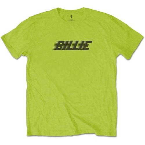 Tricou Billie Eilish Racer Logo & Blohsh