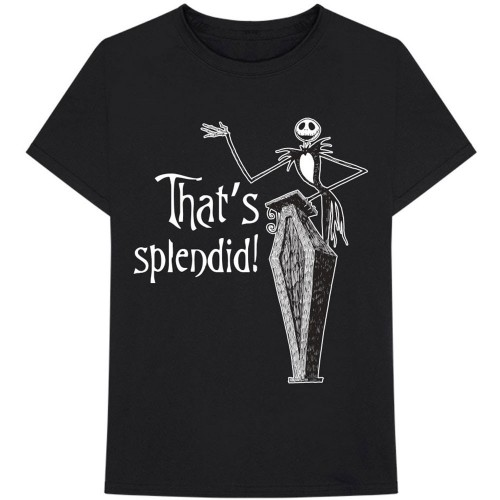 Tricou The Nightmare Before Christmas Splendid