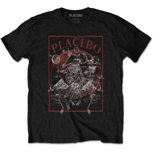 Tricou Placebo Astro Skeletons